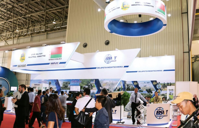 "14TH INTERNATIONAL MARINE AND AEROSPACE EXHIBITION ""LIMA-2017"" (LANGKAWI, MALAYSIA)"