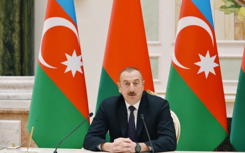 """Military-technical cooperation between Belarus and Azerbaijan """"has a long-standing history, significant volumes and a good trend for further extension"""""""