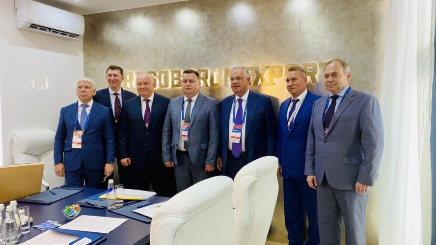 Belarus and Russia discussed military-technical cooperation at MAKS-2021 International aviation and space salon