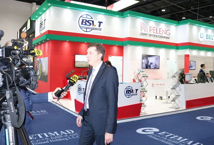"SFTUE ""Belspetsvneshtechnika"" has taken part into the 14th International Defence Exhibition and Conference ""IDEX 2019"" (Abu-Dhabi, UAE)"