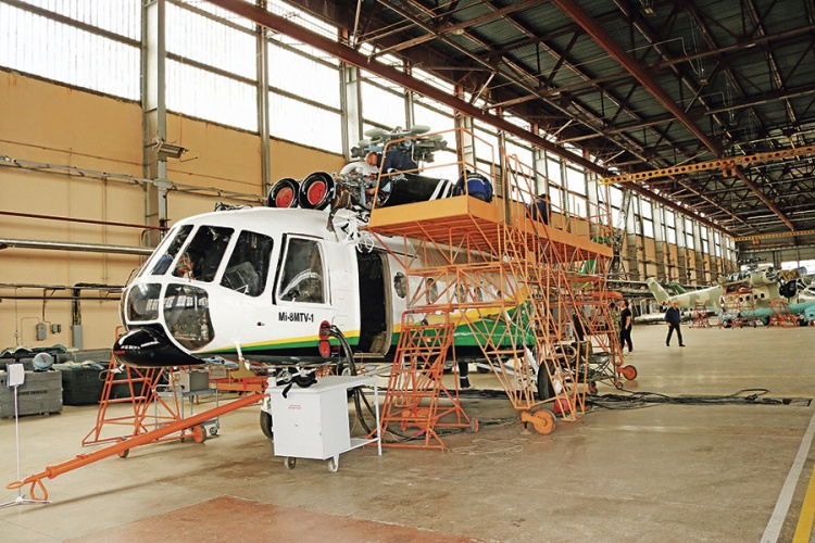«We spread our wings»: General Director of Orsha Aircraft Repair Plant — about implementation of Presidential orders to stabilize the economic situation of the enterprise
