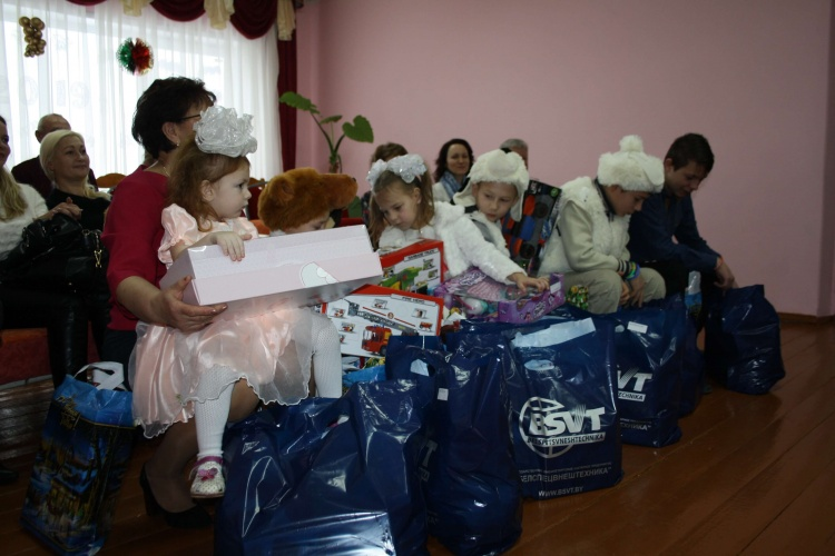 """NEW YEAR'S CHARITABLE ACTION """"OUR CHILDREN"""" 2018"""