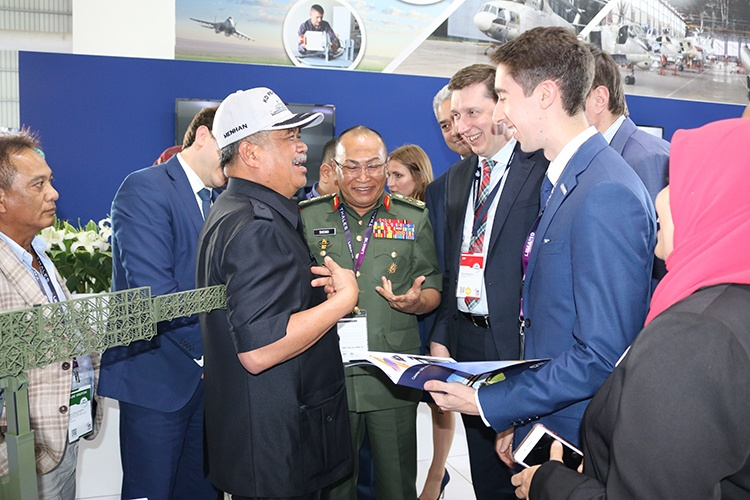 15th International Maritime and Aerospace Exhibition LIMA – 2019