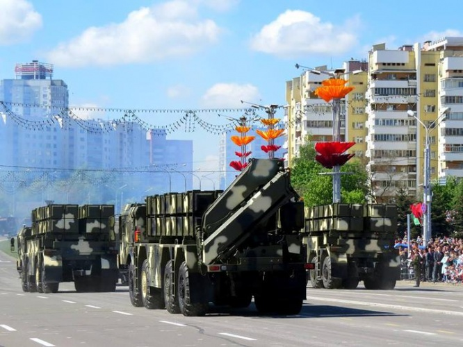 Belarus Created Own Missile for POLONEZ
