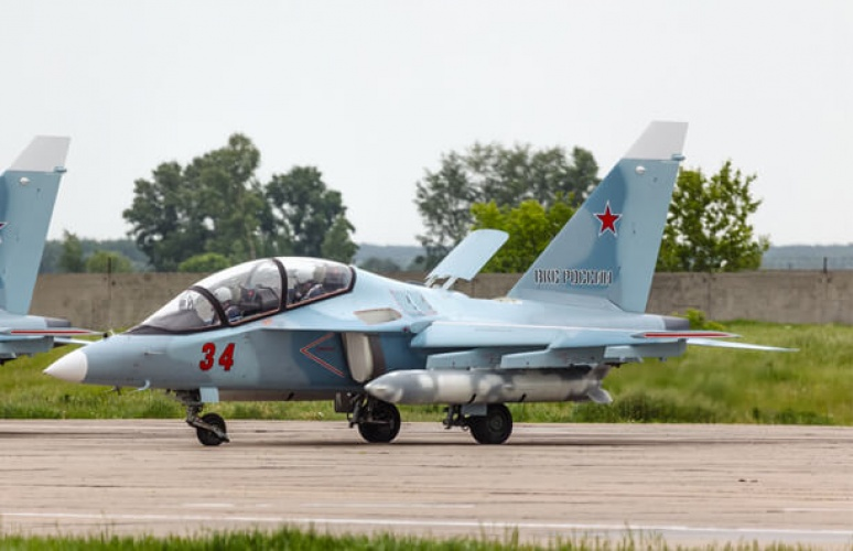 BELARUS TO GET FOUR YAK-130 AIRCRAFT IN APRIL