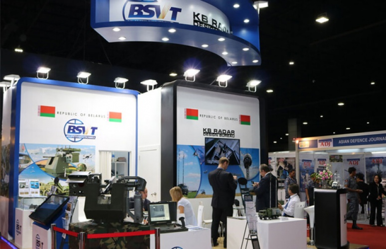 "GVTUP ""Belspetsvneshtekhnika"" took part in the 8th Asian International Exhibition and Conference on Defense and Security ""Defense & Security-2017"" (Bangkok, Kingdom of Thailand)"