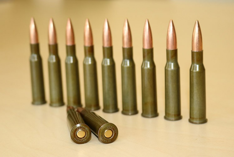 First Batches Already Produced and Exported: We Visited The Company Manufacturing Service Ammunition