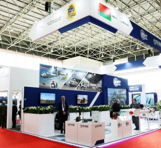 15-ая Международная выставка авиационно-космической и военно-морской техники «LIMA - 2019» (Малайзия, Лангкави)