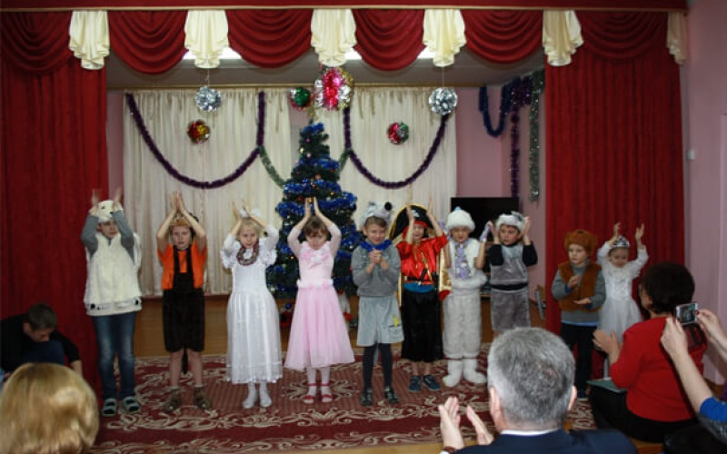 """NEW YEAR'S CHARITABLE ACTION """"OUR CHILDREN"""""""