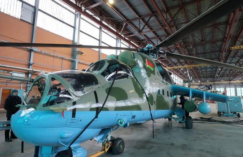 Orsha Aircraft Repair Plant to expand