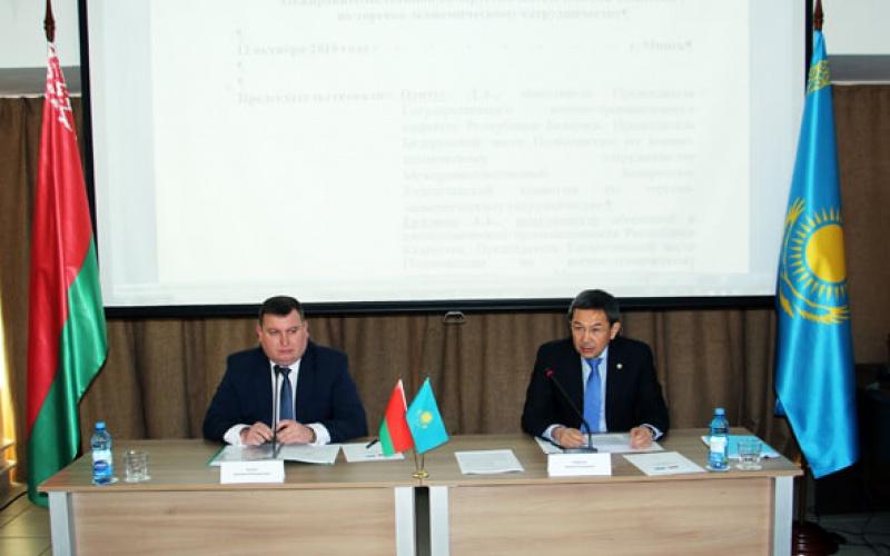Беларусь и Казахстан нашли точки соприкосновения по всем вопросам, определили порядок и перспективные направления развития в военно-технической сфере
