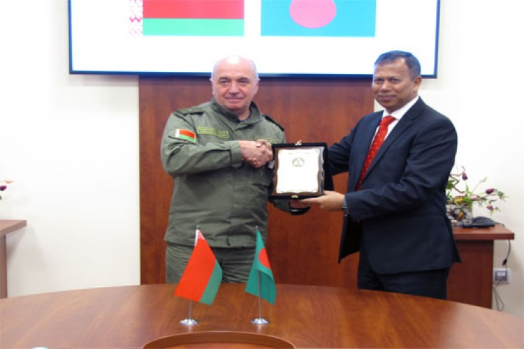 Belarus and Bangladesh: status and prospects of military-technical cooperation