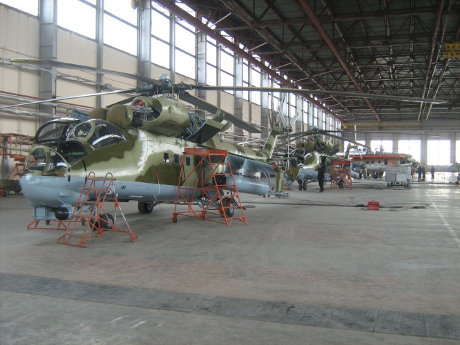 """""""Young Specialist Day"""" at OJSC """"Orsha Aircraft Repair Plant"""""""