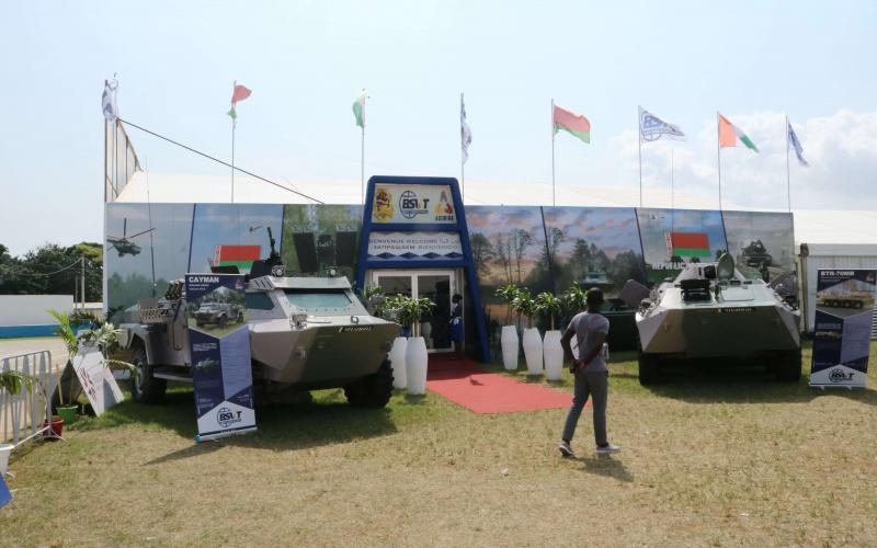 5-ая Международная выставка безопасности и обороны  ShieldAfrica 2019