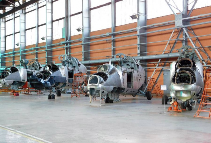 "JSC ""Orsha Aircraft Repair Plant"" steadily gains altitude"