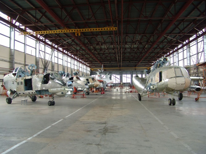 Profits are up by 269 times! How Orsha Aircraft Repair Plant pulled out of a long dive to profitable contracts?