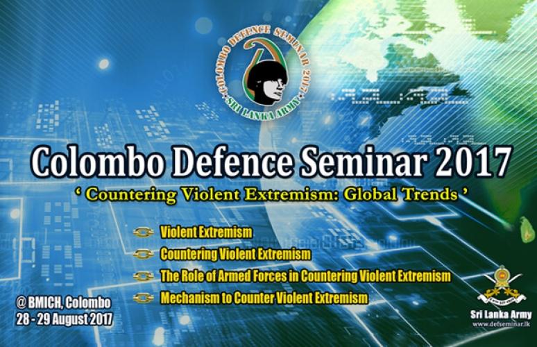 "Representatives of GVTUP ""Belspetsvneshtekhnika"" took part in the exhibition-seminar ""Colombo Defense Seminar 2017"""