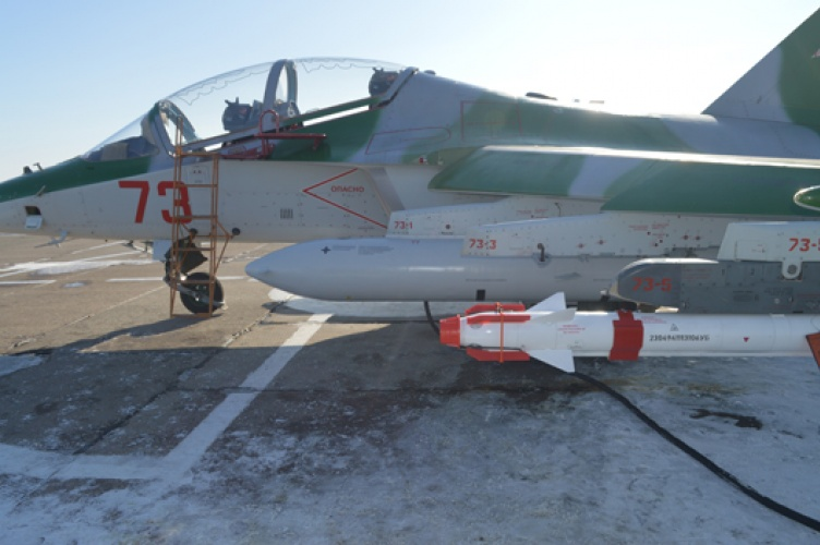 SUCCESSFUL LAUNCHES OF REPAIRED R-73 AGM