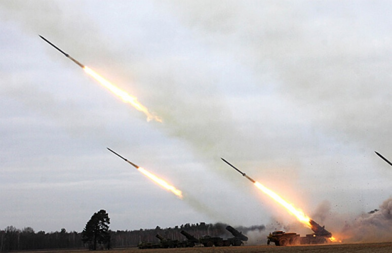 MISSILE STRIKE CONTROL EXERCISE IN BELARUSIAN ARMY