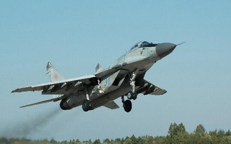 В ВВС И ВОЙСКА ПВО ПОСТУПИЛИ 10 САМОЛЕТОВ МИГ-29